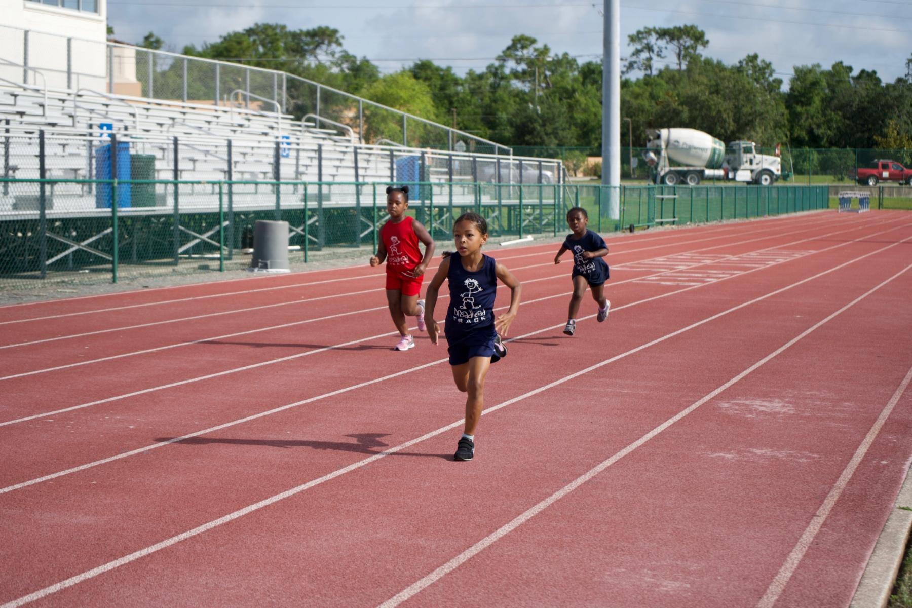 Dreadhead Track Meet